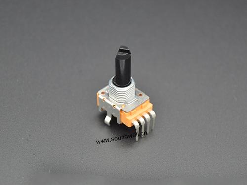 RA11单联旋转北京电位器图片